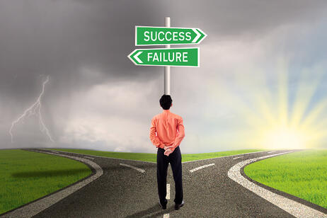 success_failure_choose_roads