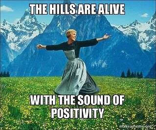 Being Positive in Sales