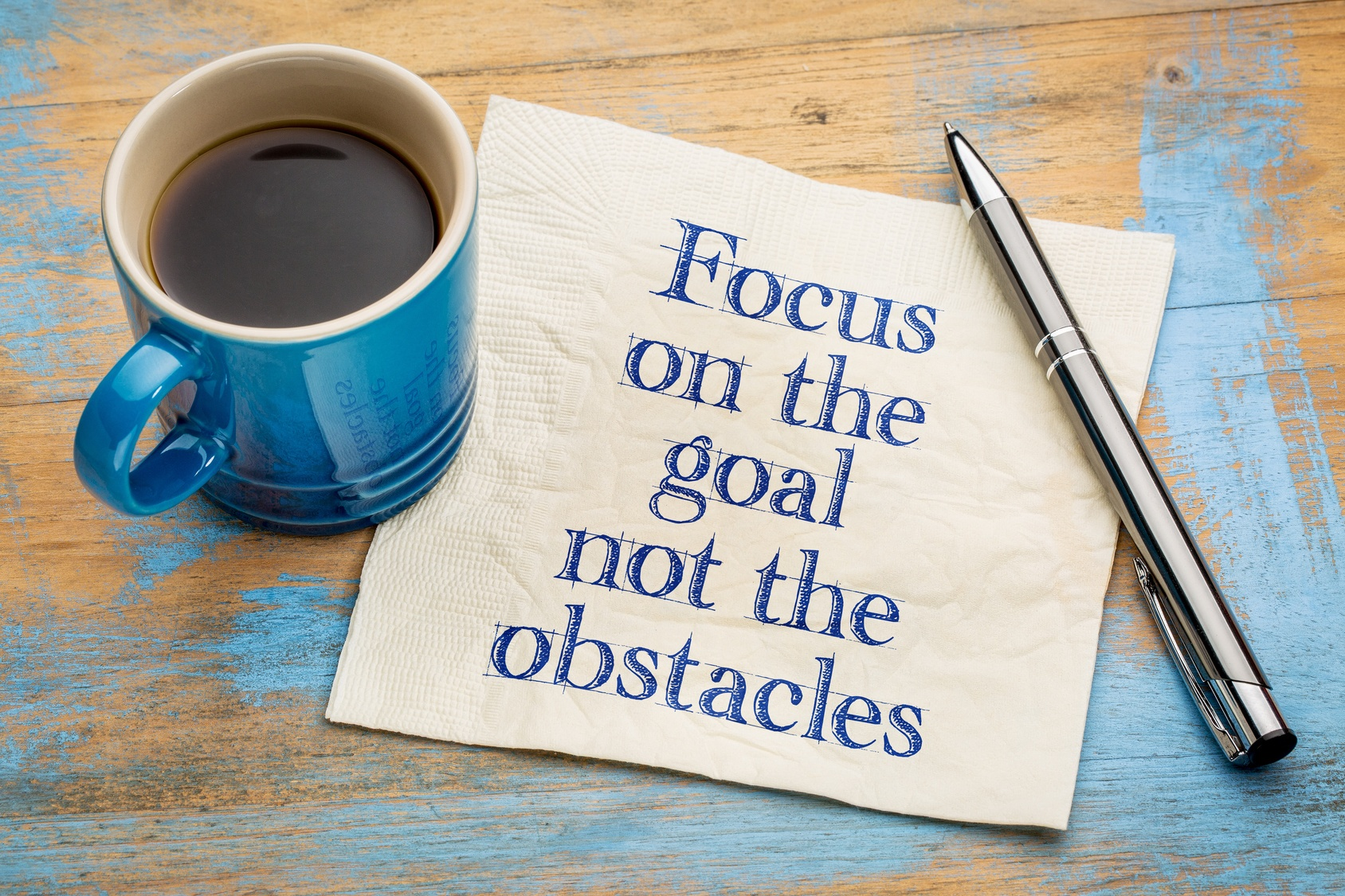 How to overcome obstacles in sales and life