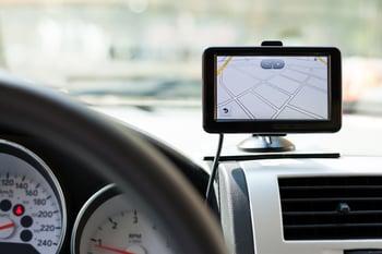 GPS-navigation