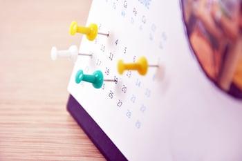 calendar-dates-timeline