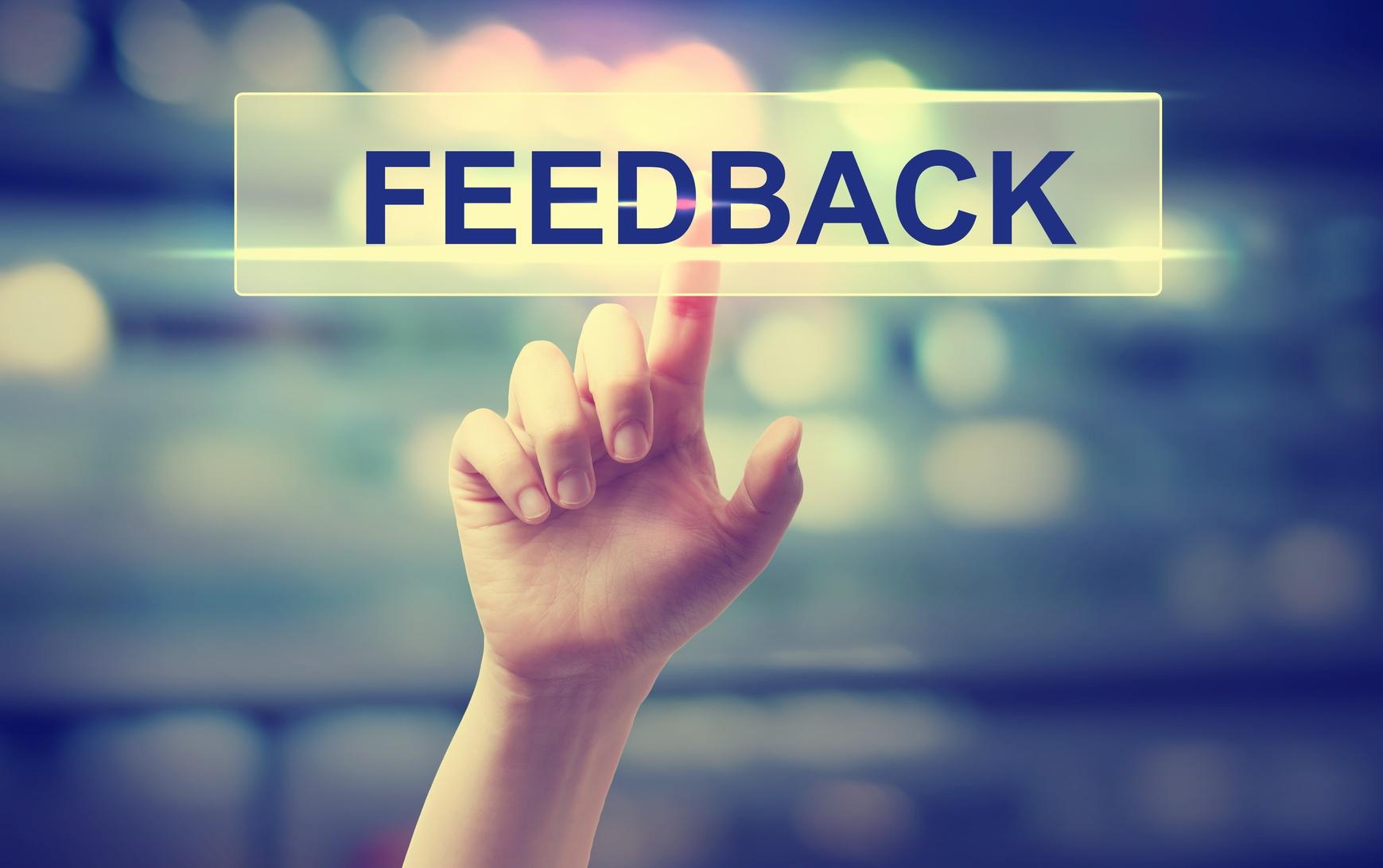 Managers need feedback too