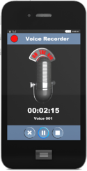 voice-recorder-smartphone