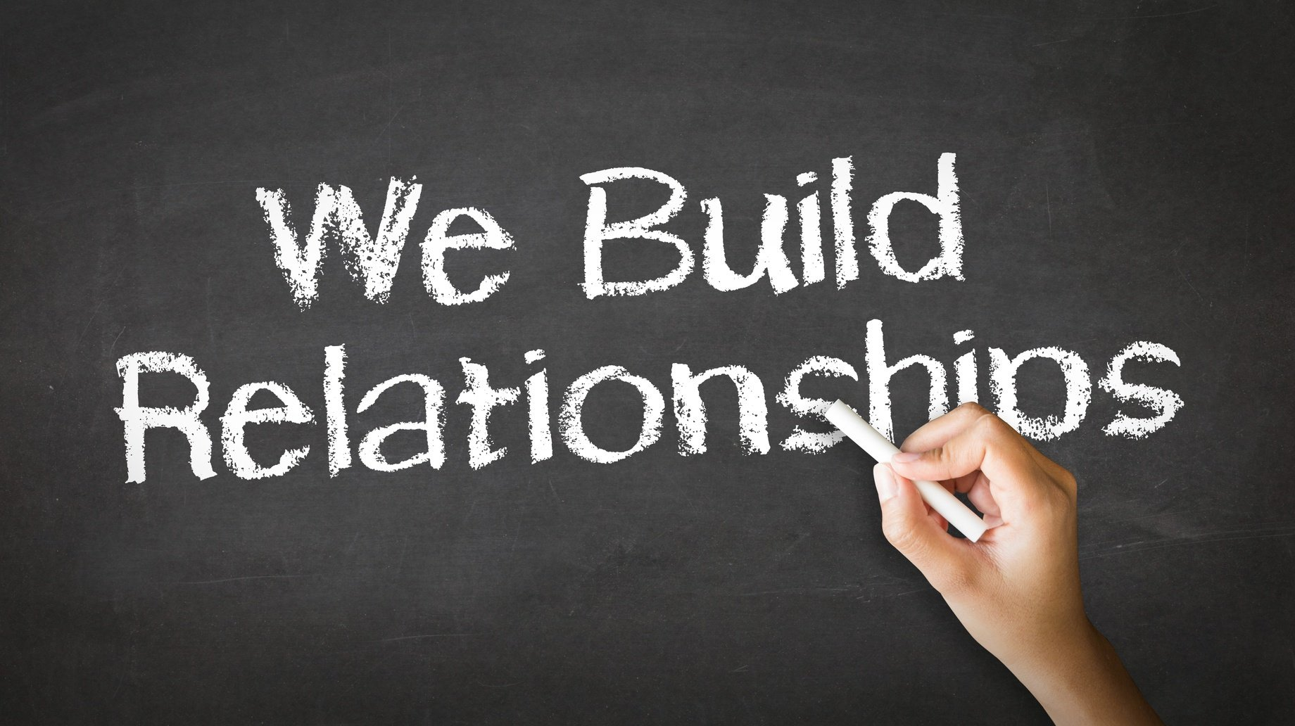 Building relationships within exisiting accounts