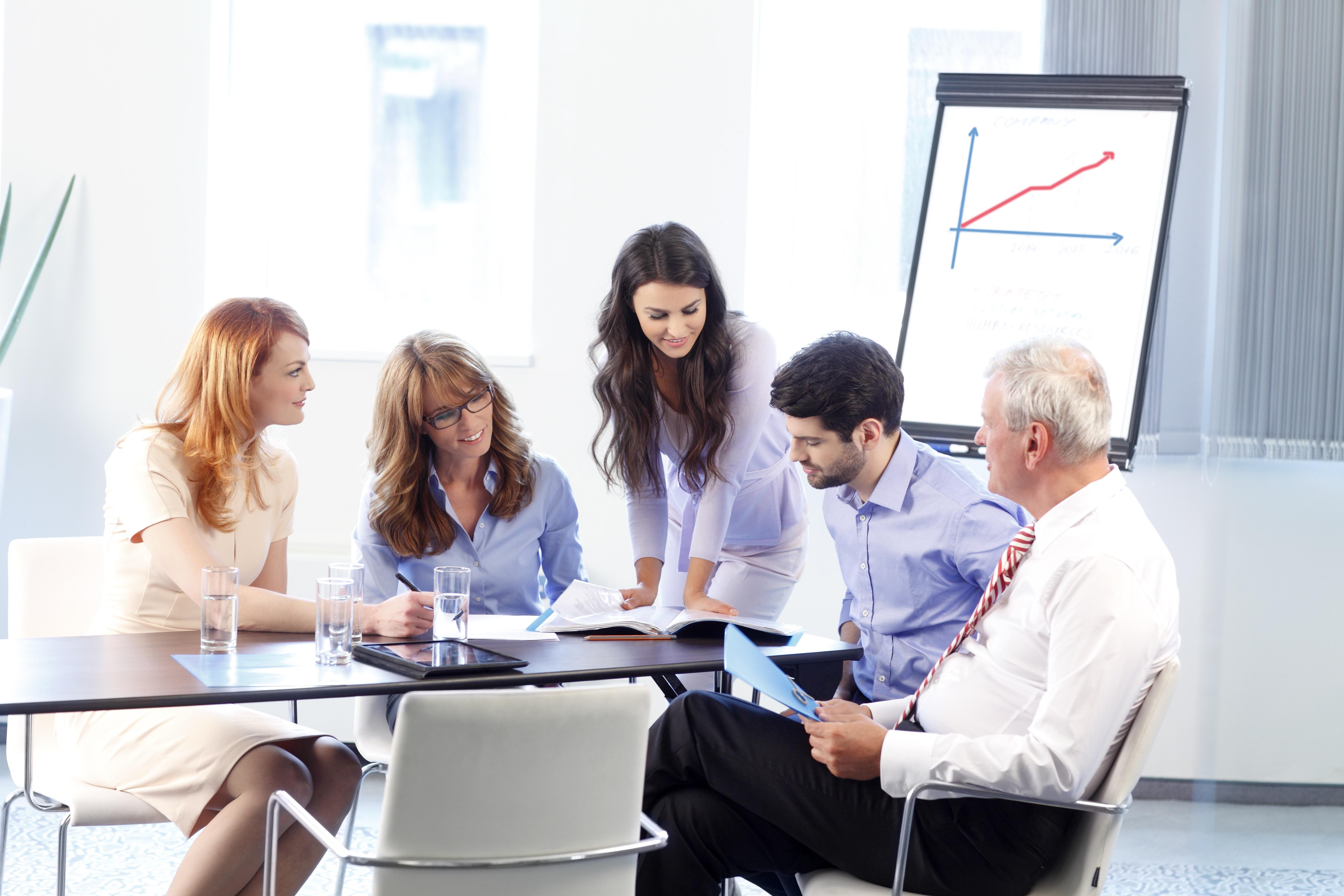 Leading More Effective Sales Meetings
