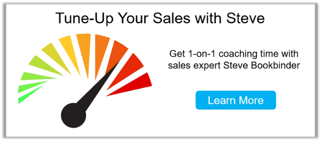 Tune-Up Your Sales with Steve