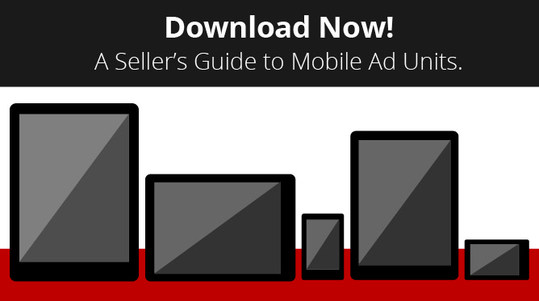 Mobile Ad Units Inforgraphic Download