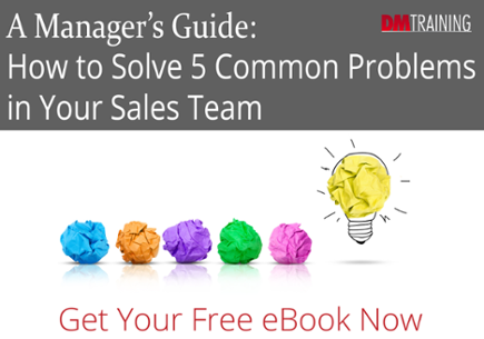 How to Solve 5 Common Problems in Your Sales Team - Free eBook