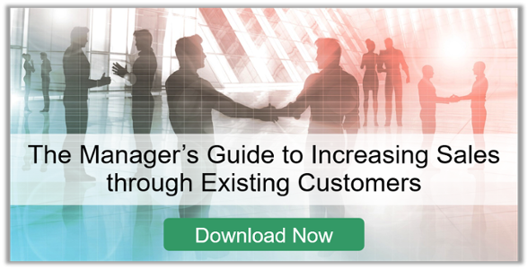 The Manager's Guide to Increasing Sales through Existing Customers