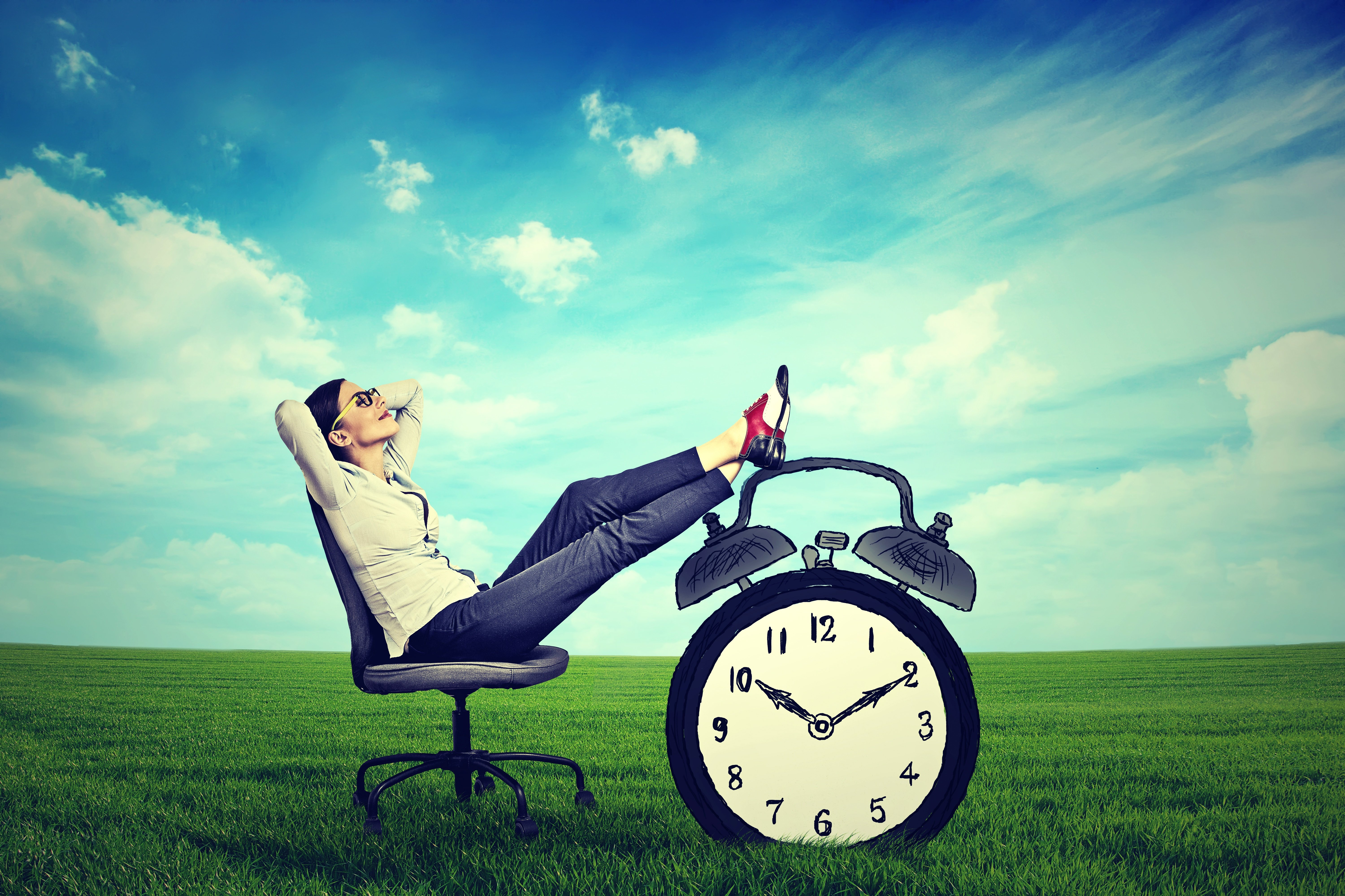 The Power of Taking Breaks: How to Maximize Your Next 5-Minute Break