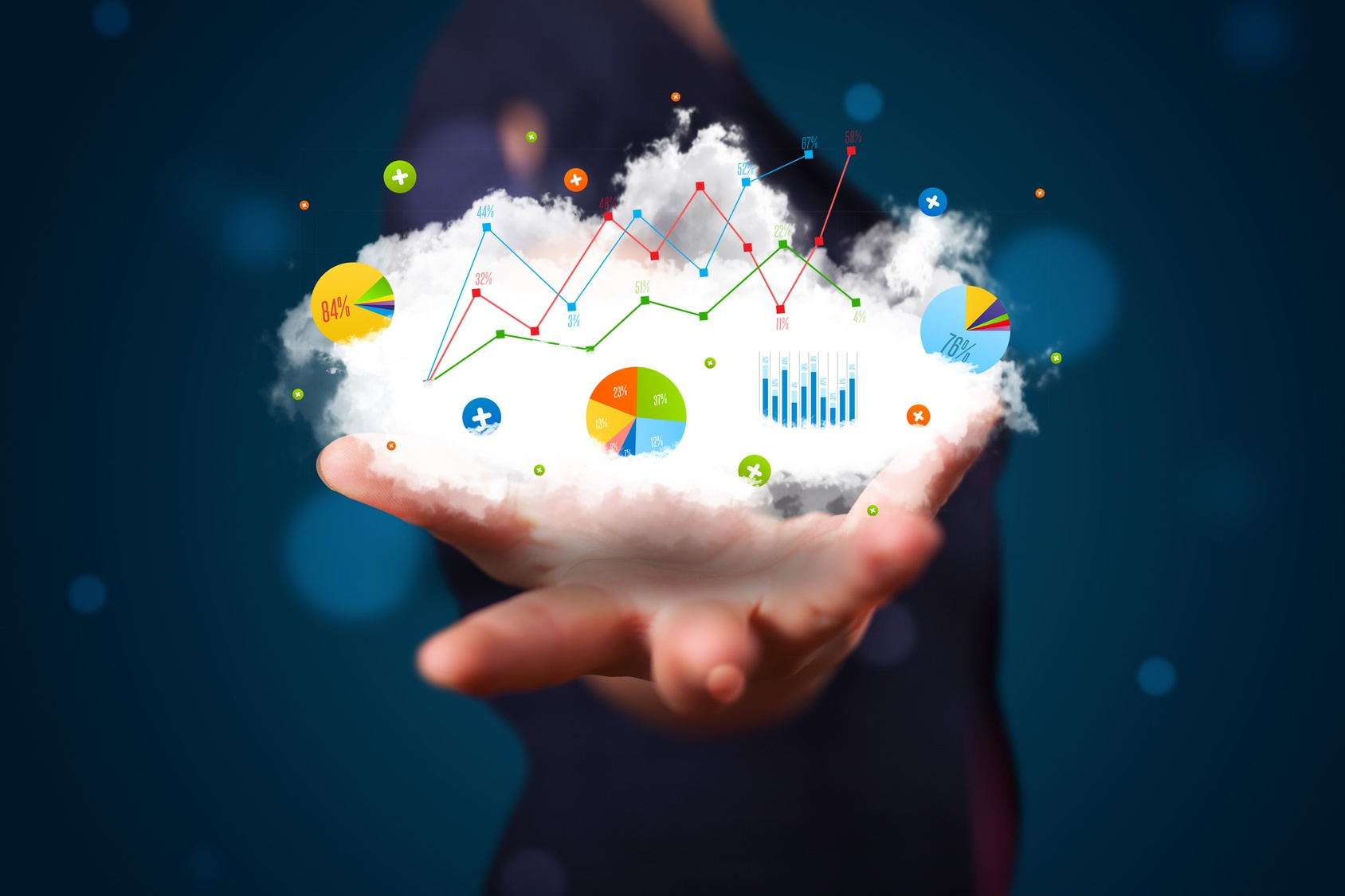 Converting Digital Data into Sales Success Stories