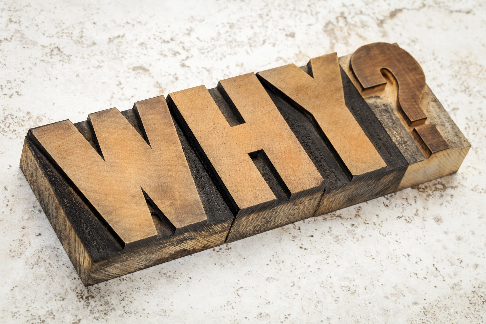 Improve Your Sales Behavior by Asking Why